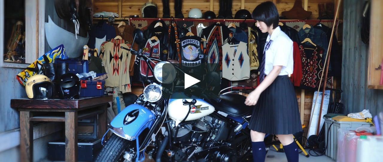画像1: 映画「セブンティーンモータース」ティザー動画 vimeo.com