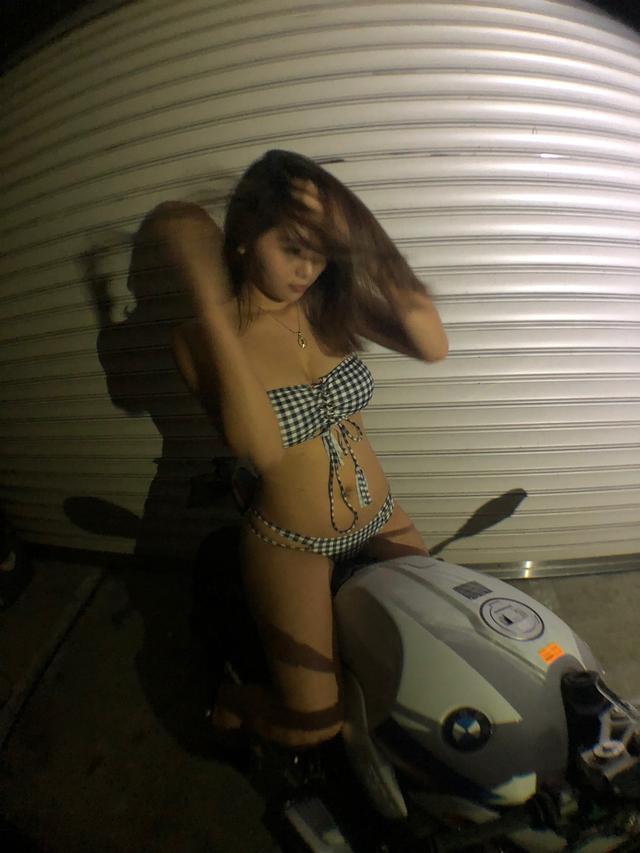 画像3: 【Beauty & Bike】AYAKAとR nineT Racer vol.23
