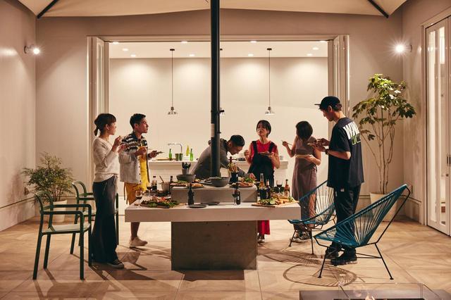 """画像2: まるで大人の秘密基地!? """"食""""をテーマにしたリゾート『THE CHIKURA UMI BASE CAMP』が6月下旬にOPEN!"""