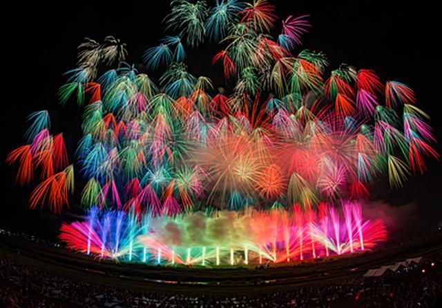 画像: 東京花火大祭2018