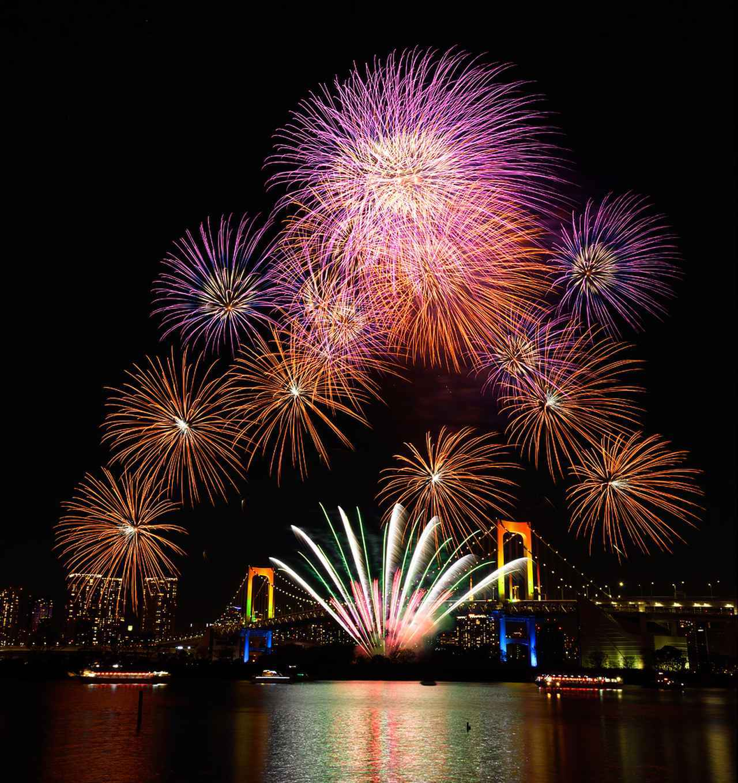 画像2: 【超必見】8/11 東京花火大祭〜EDOMODE〜開催!歴史上初となる花火と歌舞伎の共演!