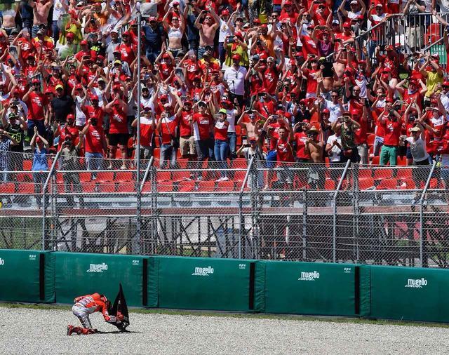 画像: [MotoGP] J.ロレンソ、ドゥカティで初優勝! でも来年はドゥカティ以外のマシンで走ることになるかも・・・? - LAWRENCE - Motorcycle x Cars + α = Your Life.