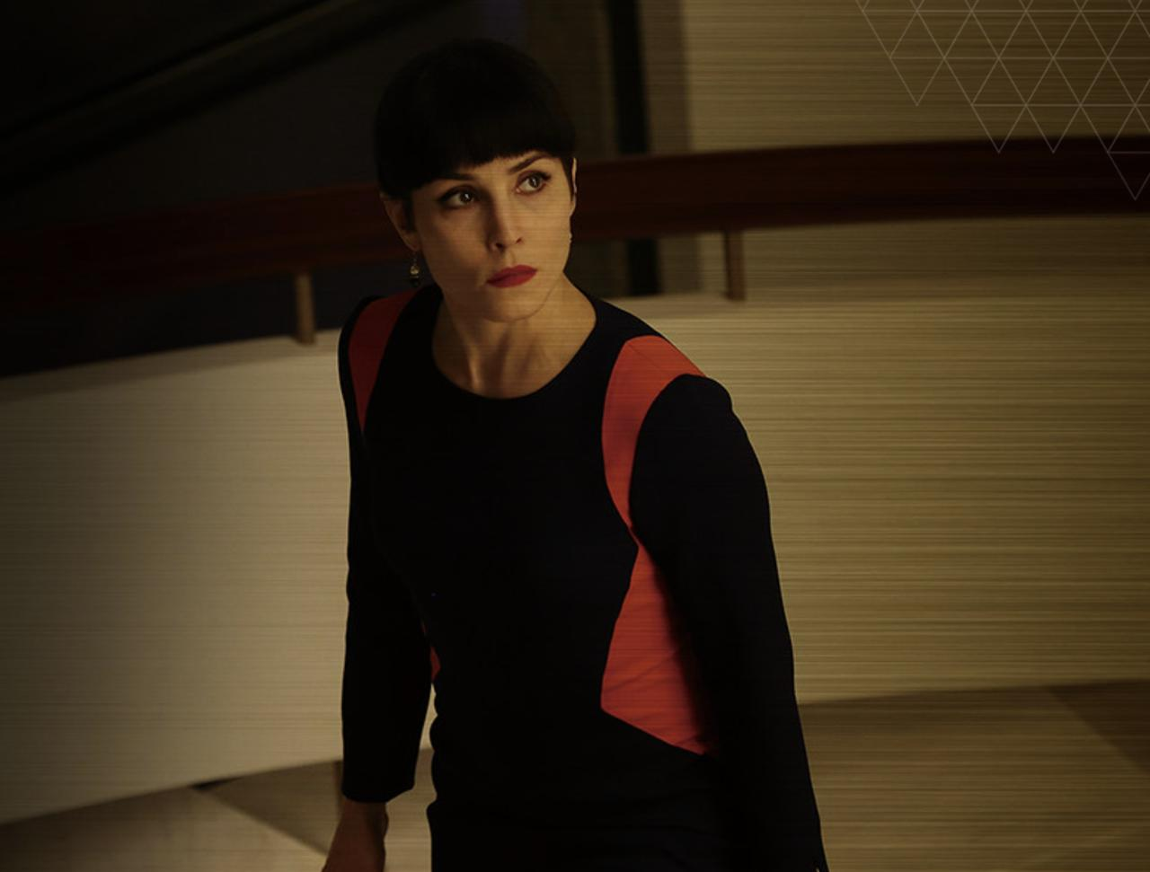 画像: 7人のカレン・セットマンを演じた女優は1979年スウェーデン生まれのノオミ・ラパス。 www.7-sisters.com