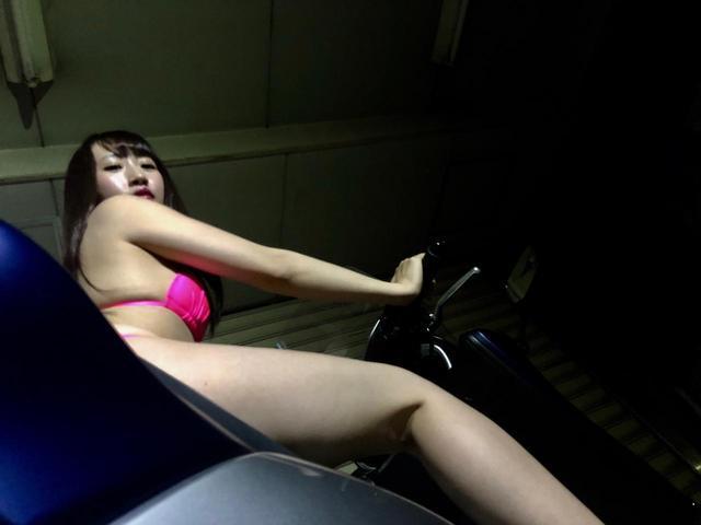 画像5: 斉藤 愛ちゃんの生チェキを1名様にプレゼント! 【ヘルメット女子懸賞】