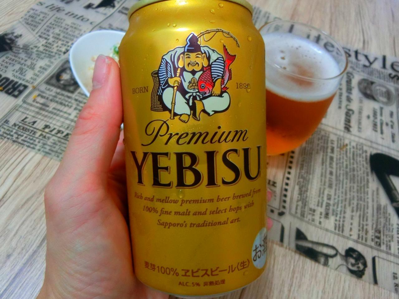 画像: リッチなビールはやっぱり金でしょ!