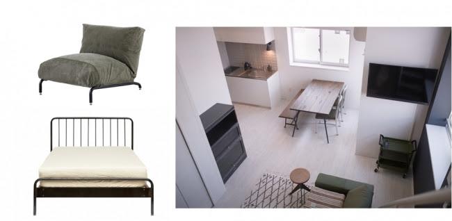 画像: 早く泊まって自慢したい!アートすぎる民泊施設「AOCA KAMINOGE」が誕生。