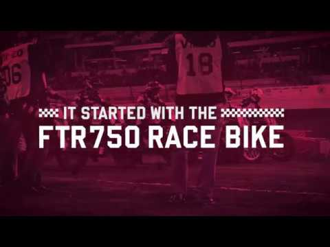 画像: The FTR1200 is Coming - Indian Motorcycle www.youtube.com