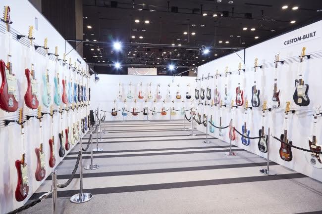画像: Charや布袋も!フェンダー初イベント「FENDER CUSTOM SHOP EXHIBITION」に9000人が興奮