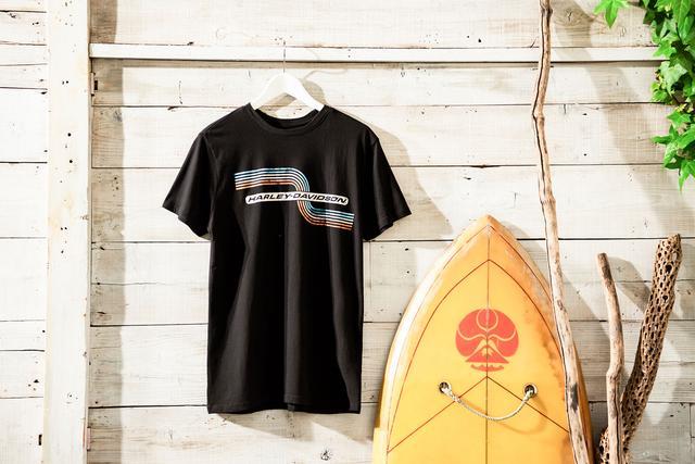 画像: レトロ・タンク・ストライプ・スリムフィットTシャツ(サイズ:US S,M,L) h-d.jp