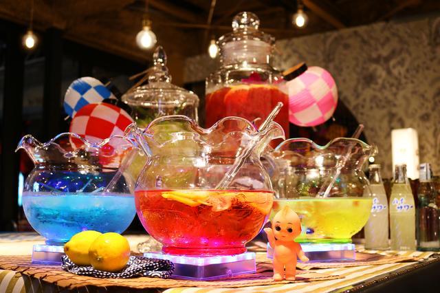 画像5: イベント×食×カルチャー?! 新宿「サナギの夏祭り」で次世代屋台飲みを体験しよう!