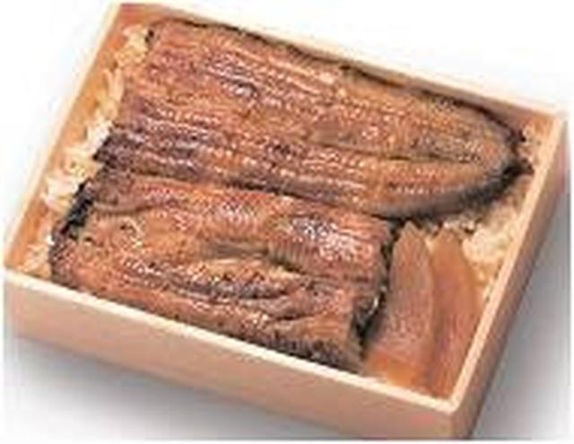 画像: 鰻弁当(中)/3,888円