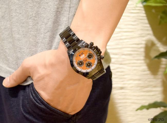 画像1: 君もウルトラマンと時を刻まないか?科学特捜隊・ウルトラ警備隊モデル腕時計登場