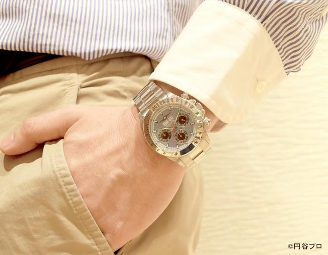 画像2: 君もウルトラマンと時を刻まないか?科学特捜隊・ウルトラ警備隊モデル腕時計登場