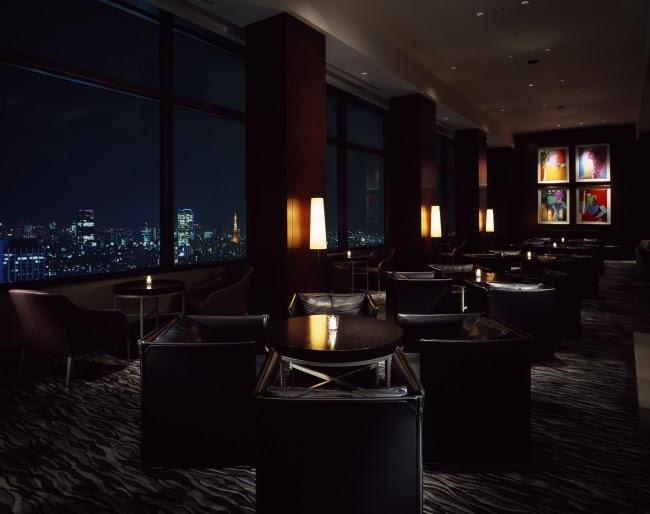 画像: タワーズバー「ベロビスト」(セルリアンタワー東急ホテル 40F)