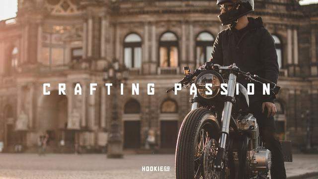 画像: Hookie Co. – Crafting Passion www.youtube.com