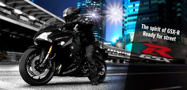画像: スズキ国内二輪 GSX-S1000F ABS