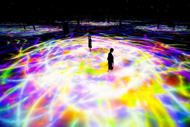 画像3: 進化版キタ!超巨大没入空間「チームラボ プラネッツ TOKYO DMM.com」豊洲に期間限定オープン