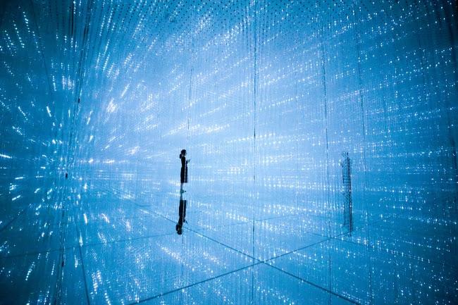 画像1: 進化版キタ!超巨大没入空間「チームラボ プラネッツ TOKYO DMM.com」豊洲に期間限定オープン