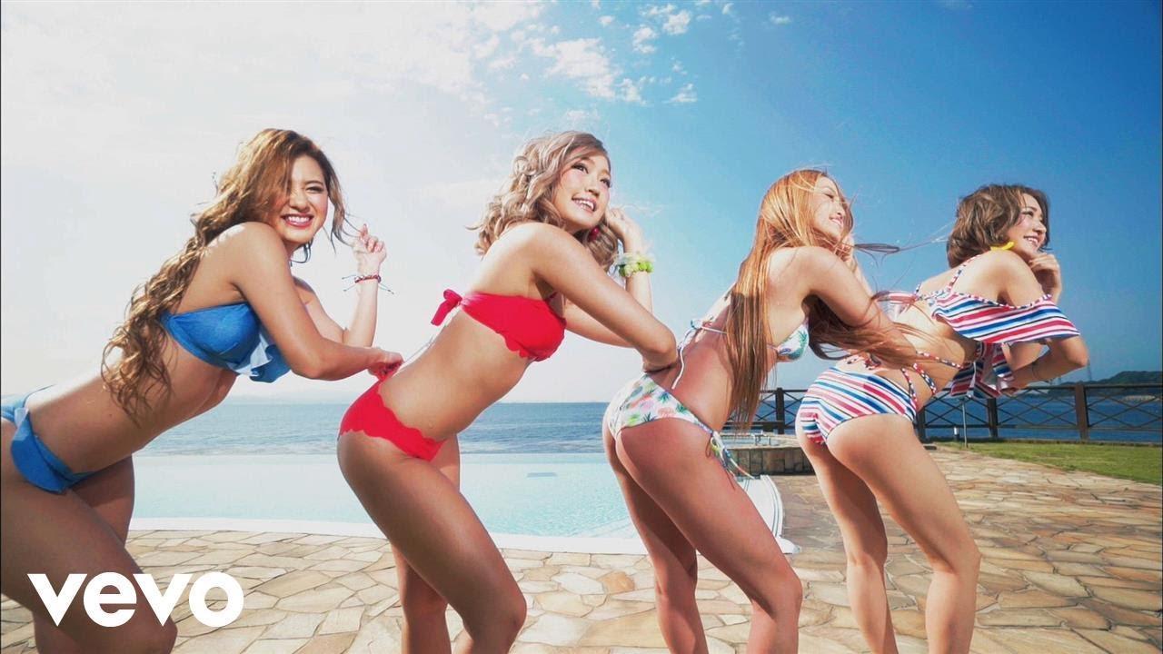 画像: CYBERJAPAN DANCERS - 「Summertime Forever」MV(Dance ver.) youtu.be
