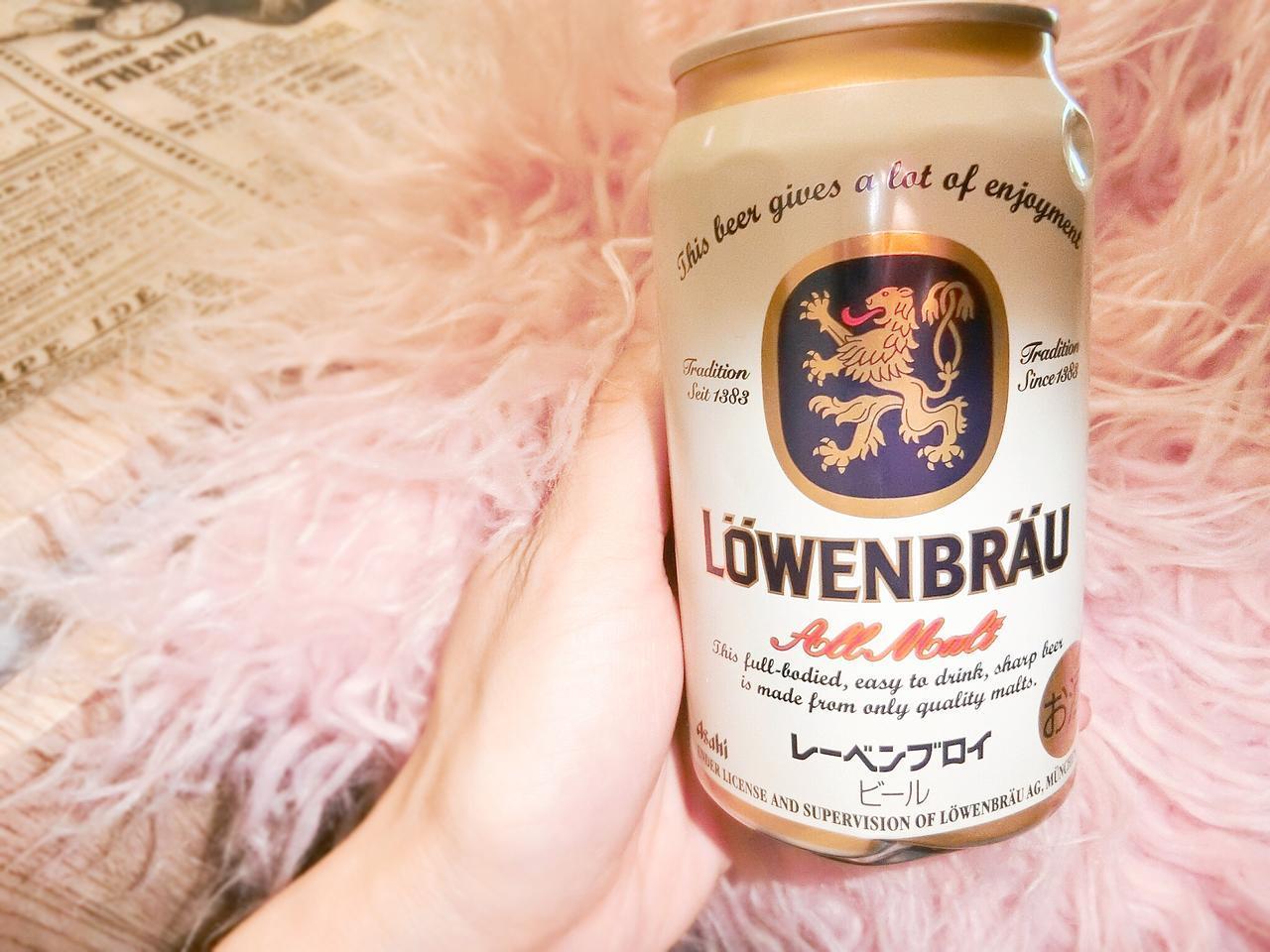 """画像: ビールの極み""""レーベンブロイ"""""""
