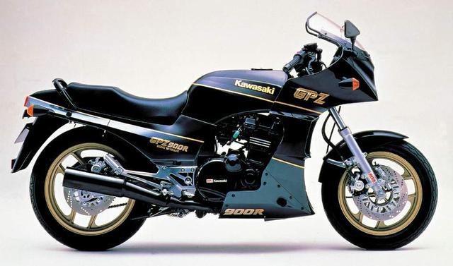画像: GPZ900R A6 www.motorcyclespecs.co.za
