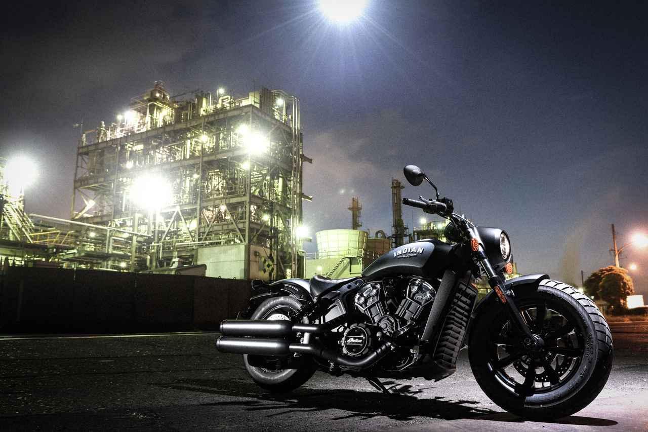 画像: [AD]  どうしてこんなに『走り』が違う!? インディアンがアイアンホースの塊でした! 【INDIAN/SCOUT BOBER】 - LAWRENCE - Motorcycle x Cars + α = Your Life.