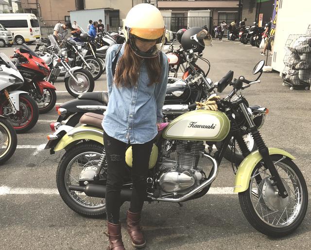 画像: 前回記事にした、ミリタリーのバイクにあったヘルメットをチョイスしてみた記事はこちら!