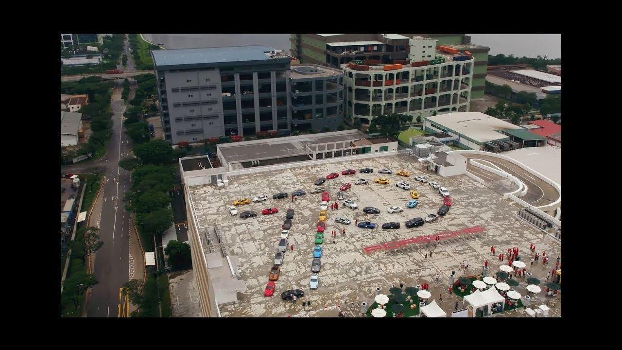 画像: Celebrating 70 Years of Porsche in Singapore. www.youtube.com