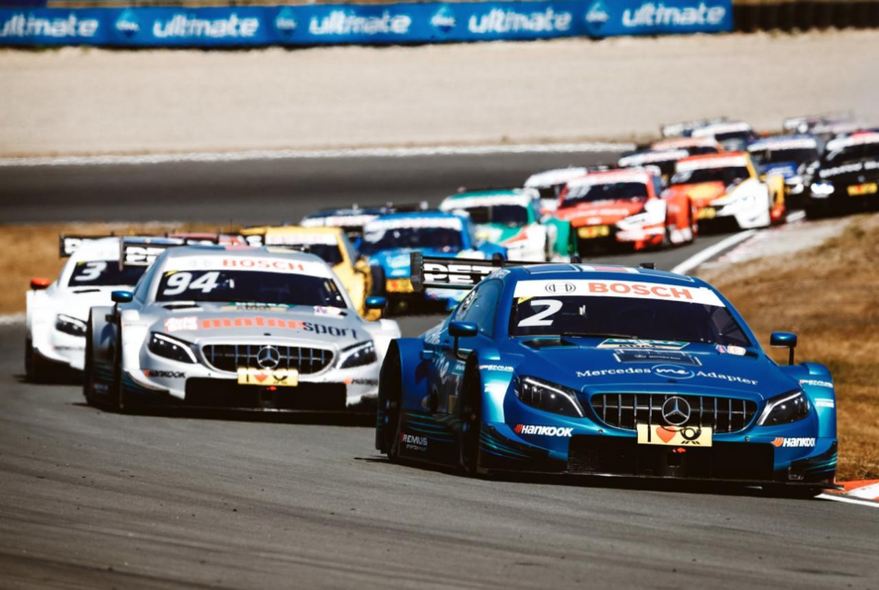 画像: レース1はゲイリー・パフェが完勝!