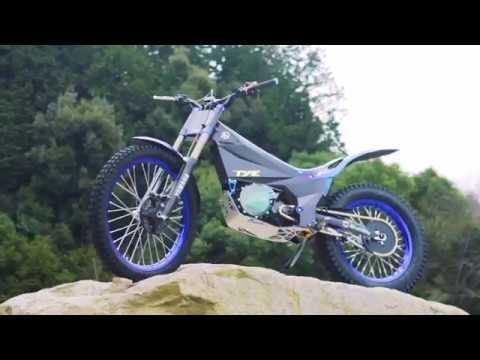 画像: 電動トライアルバイク「TY-E」プロモーションビデオ / TY-E Electric Trials Bike Promotional Video youtu.be
