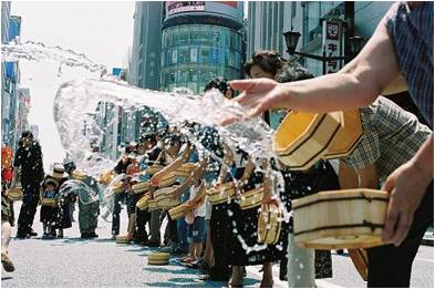 """画像3: """"階段""""で""""怪談""""!?暑い夏を吹き飛ばす「涼」イベントが松坂屋で開催!"""