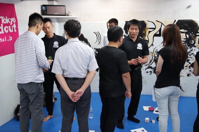画像4: 格闘技の裏側が知りたい!初めての「インスペクター講習会」に参加してきました☆