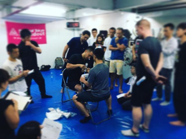 画像3: 格闘技の裏側が知りたい!初めての「インスペクター講習会」に参加してきました☆