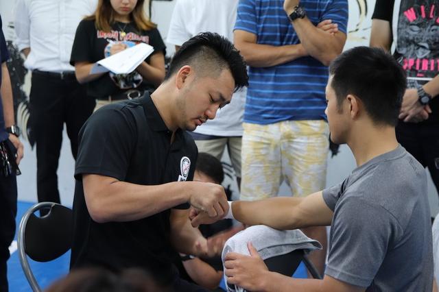 画像2: 格闘技の裏側が知りたい!初めての「インスペクター講習会」に参加してきました☆