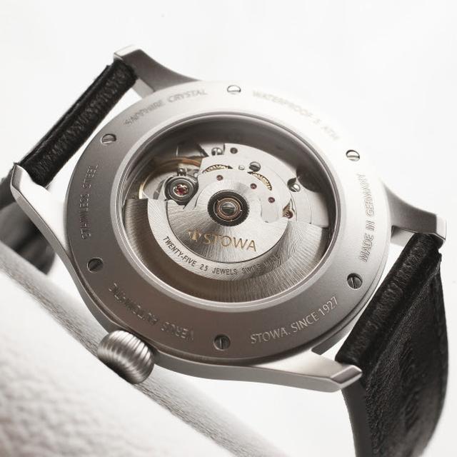 画像2: 1970年から34年休眠していたドイツ時計ブランド『STOWA』を知ってますか?