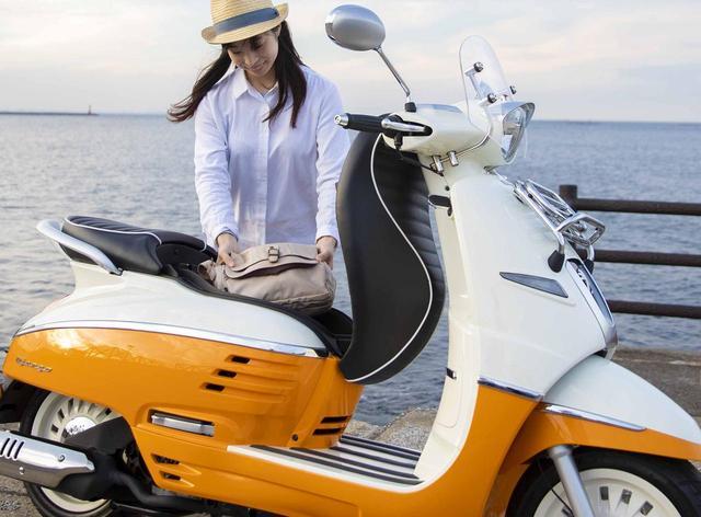 画像: 『いつもと同じ』を変えるきっかけをプジョーから - LAWRENCE - Motorcycle x Cars + α = Your Life.