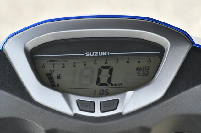 画像3: 気がつくと50km/hを超えている……