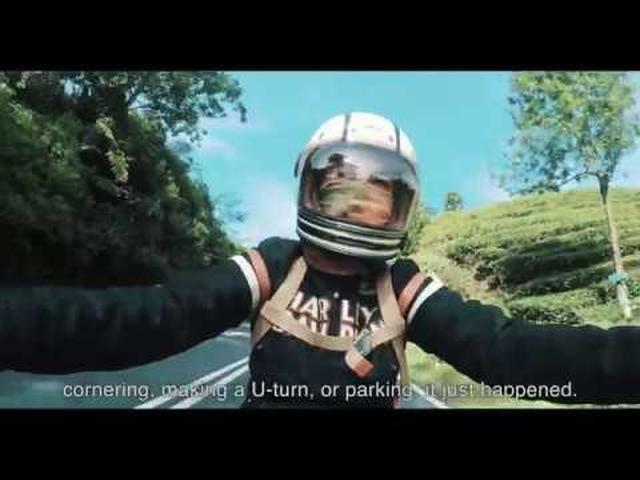 画像: Freedom Stories - Riri | Harley-Davidson www.youtube.com