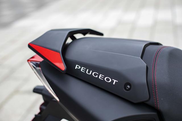 画像: プジョーのレーシングスピリットを秘めた125ccスクーター