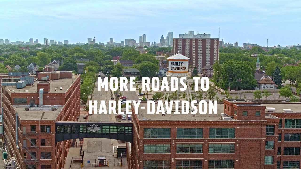 画像: More Roads to Harley-Davidson youtu.be