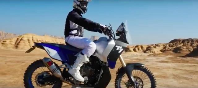 画像: ヤマハT7コンセプト・・・早く売ってチョーダイ!(笑) - LAWRENCE - Motorcycle x Cars + α = Your Life.