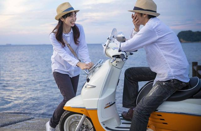 画像: [AD]  ずっとふたりで笑っていよう。 『いつもと同じ』を変えるきっかけは、プジョーから - LAWRENCE - Motorcycle x Cars + α = Your Life.