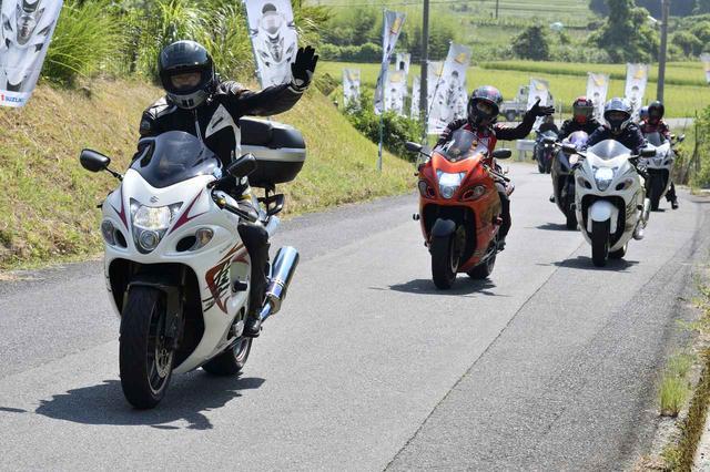 画像: 【大台突破】ハンパない隼駅まつりに行ってきた!  ロレンス編集部の「コレがしたいアレが欲しい 2018年8月」:キタオカ編 - LAWRENCE - Motorcycle x Cars + α = Your Life.