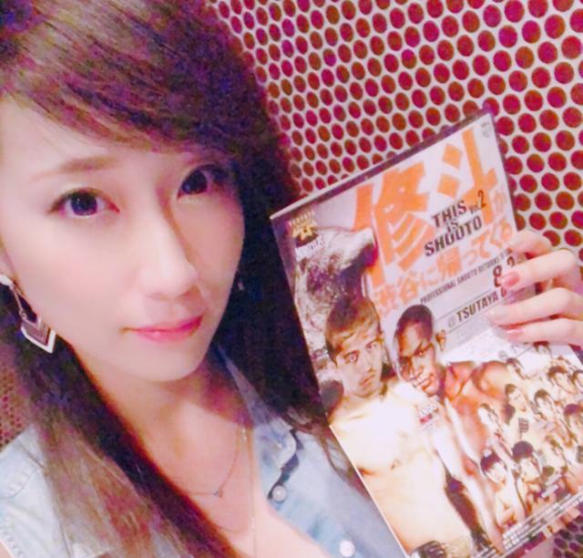 画像: 8月3日に開催された修斗渋谷大会☆