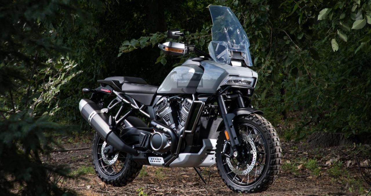 画像: 2020年に登場予定のアドベンチャー・ツーリング・モーターサイクル『Harley-Davidson Pan America™ 1250』(プロトタイプ)