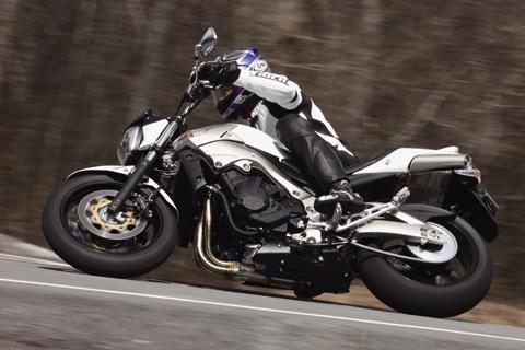 画像: <試乗ダイジェスト>SUZUKI GSR400(2009年) - LAWRENCE - Motorcycle x Cars + α = Your Life.