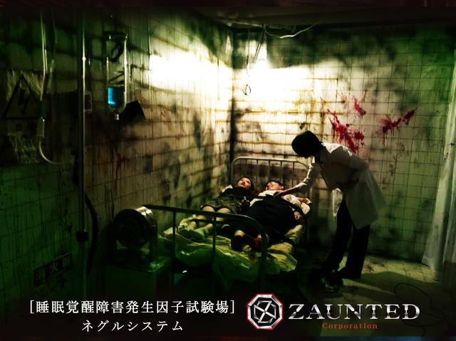 画像2: 【廃ベッドお化け屋敷】ネグルシって?