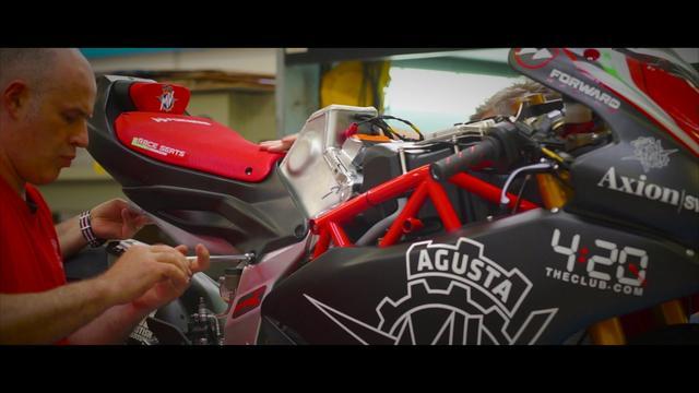 画像: MV Agusta Moto2 youtu.be