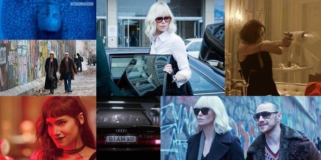 画像: 美しい女スパイの超絶アクション『アトミック・ブロンド』-1/100の映画評 - LAWRENCE - Motorcycle x Cars + α = Your Life.