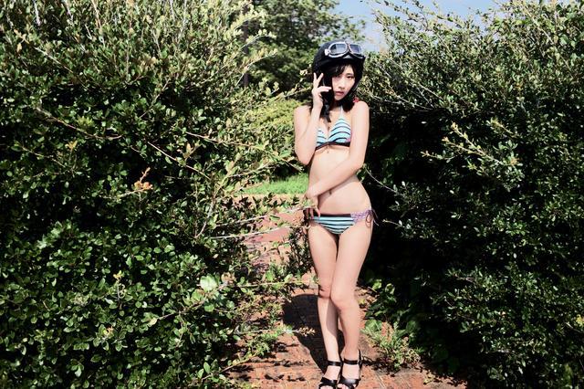 画像3: グラビア【ヘルメット女子】Sabrina vol.17